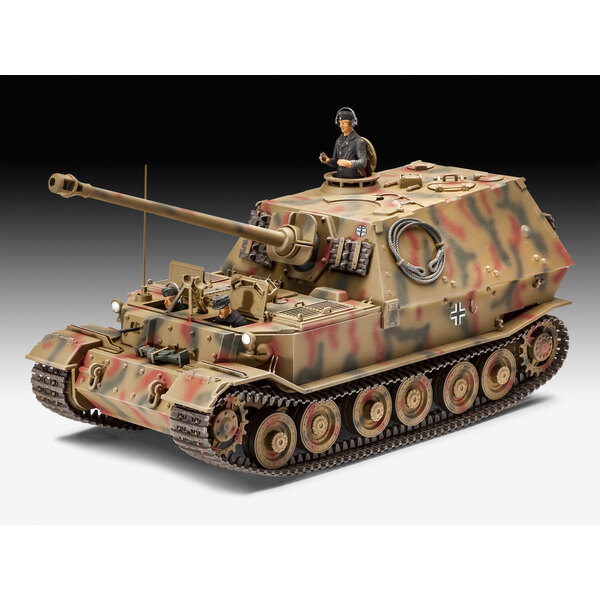 Sd.Kfz.184 Elefant Tank Hunter A model construction kit of a heavy Wehrmacht tank hunter fitted with an 8.8 cm StuK 43/1 L/71 an