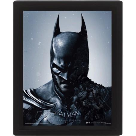 Batman Arkham Origins Batman Vs Joker PVC Statue New