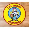 Breaking Bad Rug Los Pollos Hermanos 90 x 90 cm Poptoy PTY010001