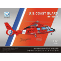 HH-65A/B U.S.COAST GUARD HELICOPTER PLASTIC+PE+RESIN (please be aware that all boxes are less then pristine because all have bee