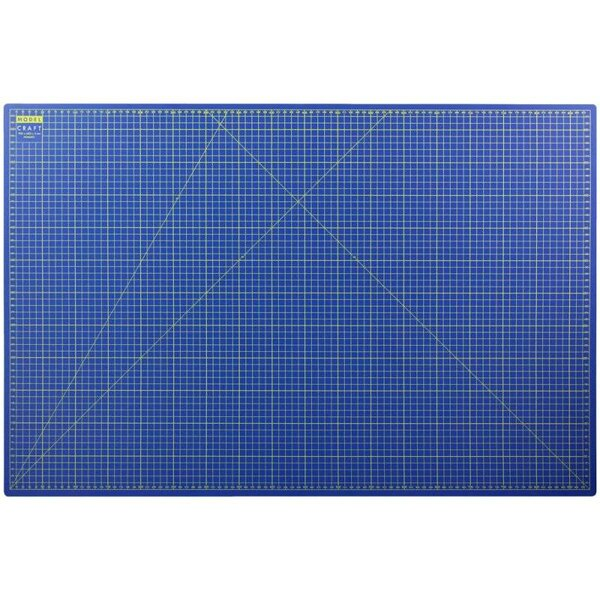 A1 Cutting Mat Size in millimetres 600 x 900mmModelcraft A1 Cutting MatModelcraft cutting mats are constructed from a 3 layer PV