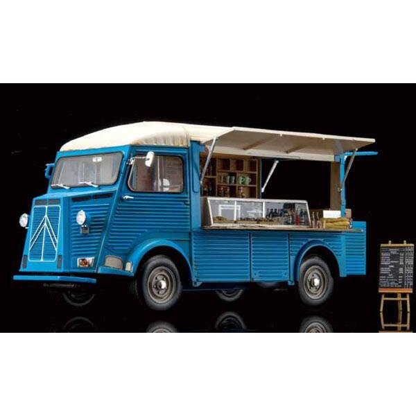 Citroën Type H Food Truck