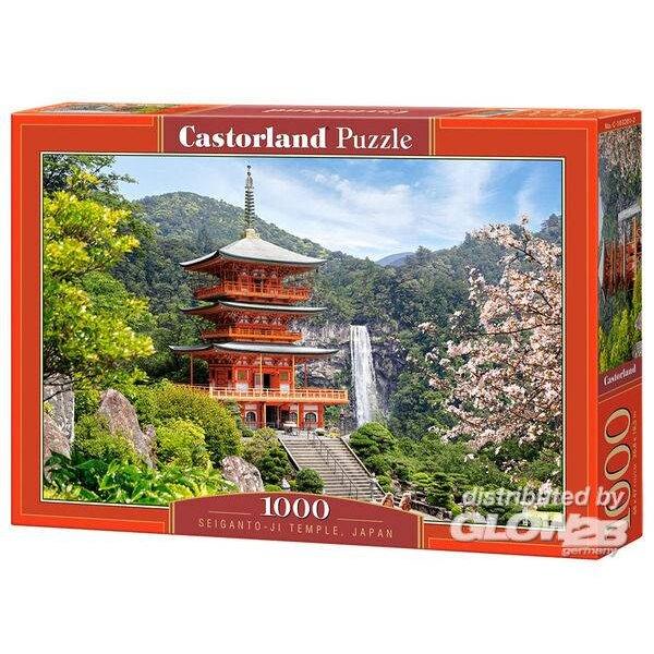 Puzzle Seiganto-ji Temple, puzzle 1000 parts