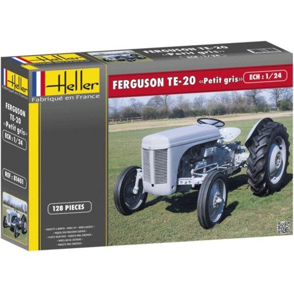 Ferguson Le Petit Gris (The Little Grey Fergie) Ferguson Tractor