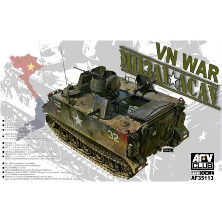 AFV Club AF35113/Model Kit M113/ACAV
