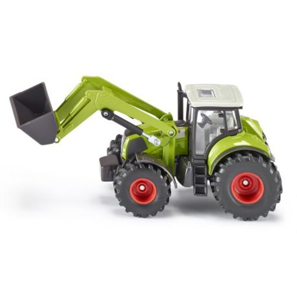 Claas Axion 850 + Front Loader