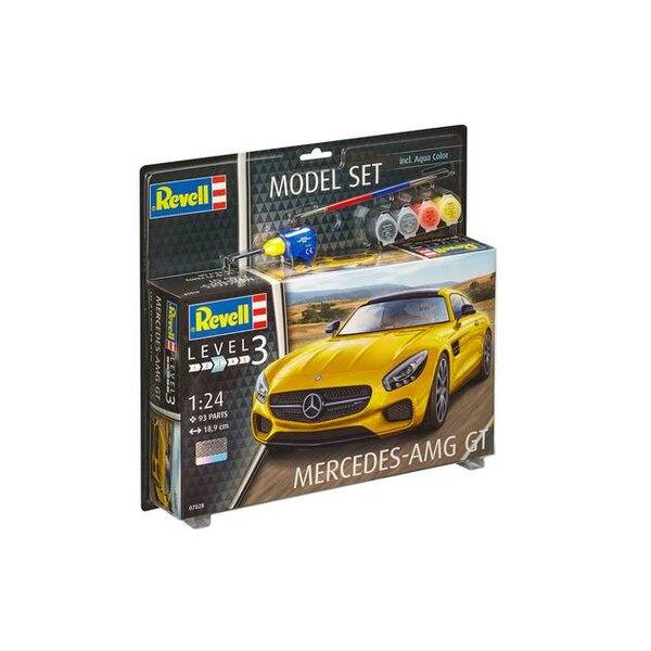 Box Mercedes-AMG GT