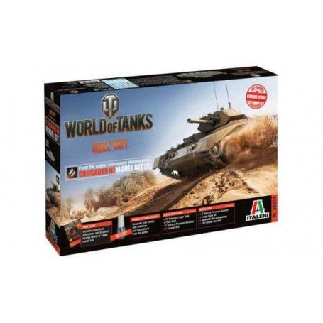 Crusader III 'World of Tanks' Italeri I36514