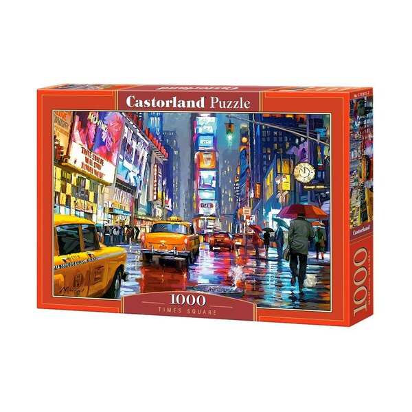 Puzzle Times Square