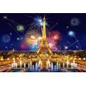 Puzzle Glamour of the Night, Paris Castorland C-103997-2