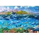 Puzzle Ocean Panorama Castorland C-104017-2