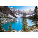 Puzzle The Jewel of the Rockies, Canada, 1000Puzz Castorland C-102372-2