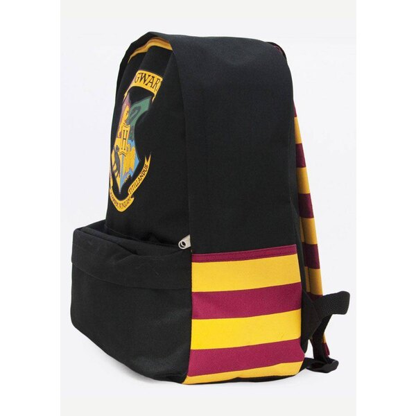 Harry Potter Backpack Hogwarts Striped Shoulder