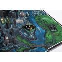 Puzzle 3d Batman 4D Large Puzzle Gotham City (1550+ pieces) 4D Cityscape 4D51104