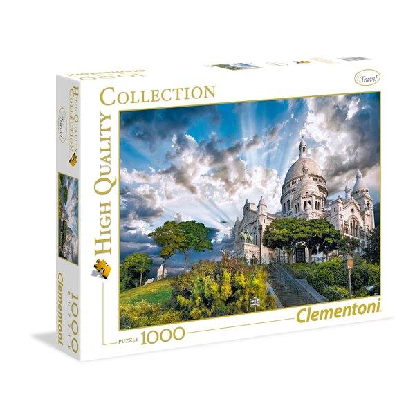 Puzzle Montmartre