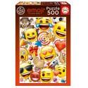 Puzzle emoji Educa EDUCA-17088