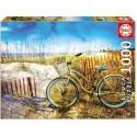 Puzzle Bicycle in the dunes Educa EDUCA-17657
