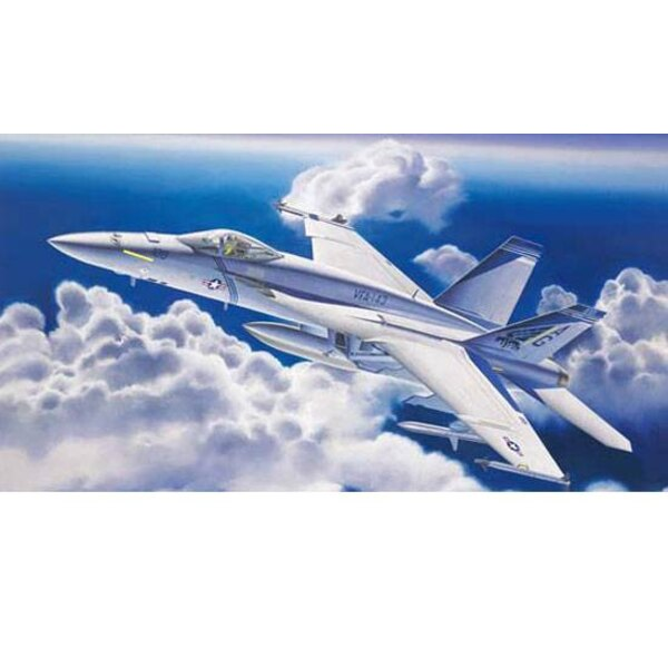 F / A-18E SUPER HORNET