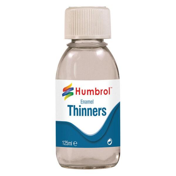 Thinner Enamel Paint 125ml Bottle