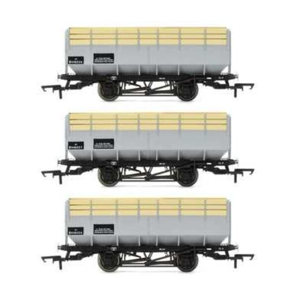 20T Coke Hoppers, three pack, British Railways - Era 5/6