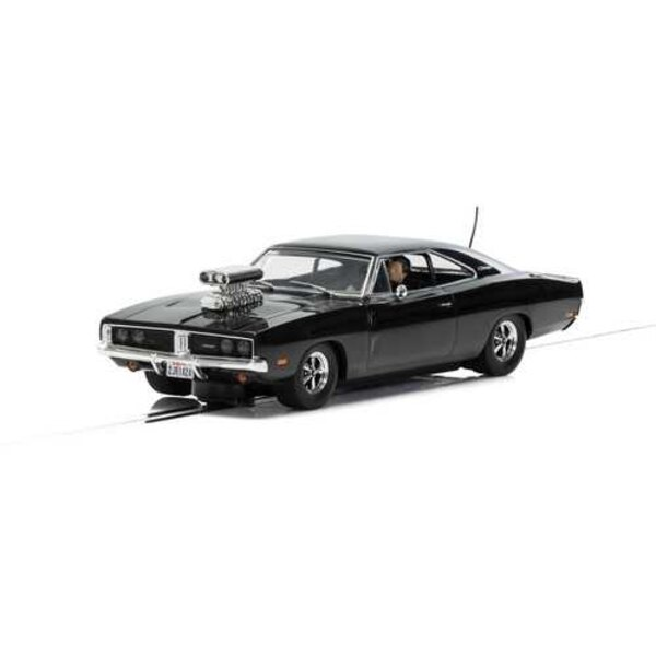 Dodge Charger (Gloss Black) with Fan