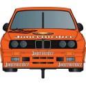 1988 BMW E30 M3 Mario Ketterer DTM Scalextric C3899