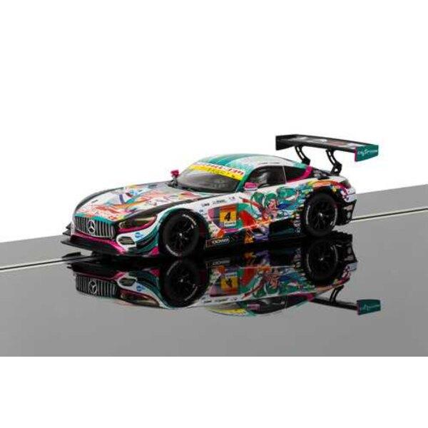 Mercedes AMG GT3, Merchandise races, 2016