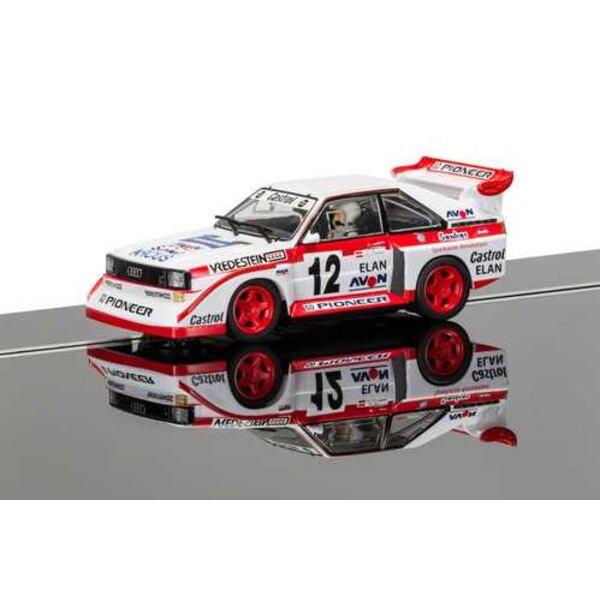 Audi Sport Quattro E2, 1990