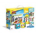 Puzzle Mickey and the Roadster Racers (Ax2) Clementoni CLE-41508