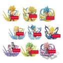 Dragonball Super WCF ChiBi Figures 7 cm Assortment Burst (28) Banpresto BANP82402