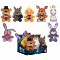 Five Nights at Freddy's Plushies Plush Figure 15 cm Display The Twisted Ones (9) Funko FK32137