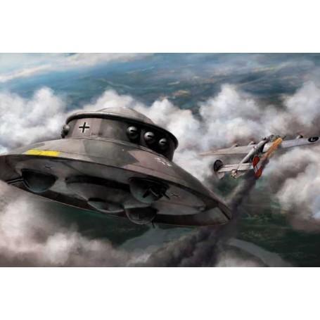 Flying Saucer Haunebu Kit REVELL 1:72 RV03903 Model