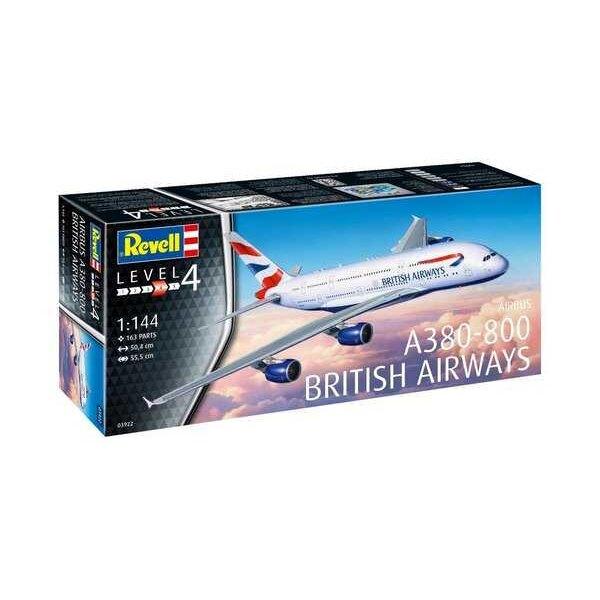 A380-800 British Airways