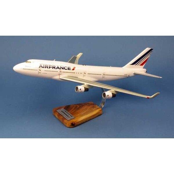 Boeing 747-400 Air France F-GITD Last Flight