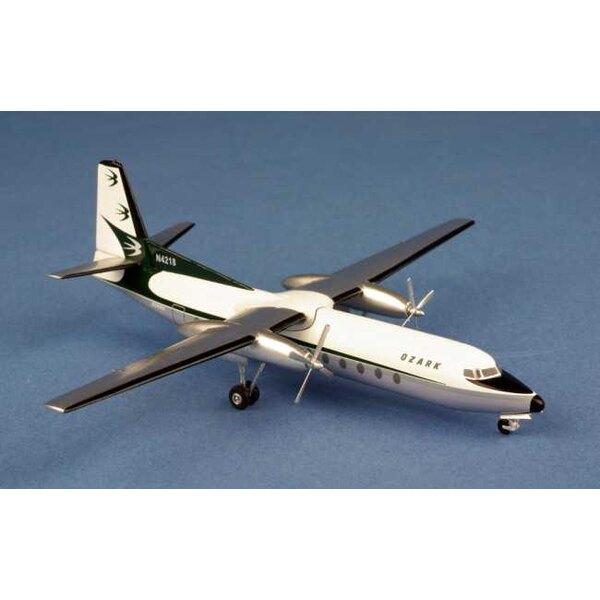Ozark Airlines FH-227 N4218