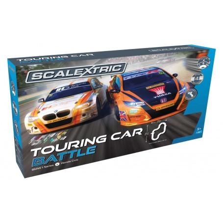 Total Tourers (BMW v Honda)