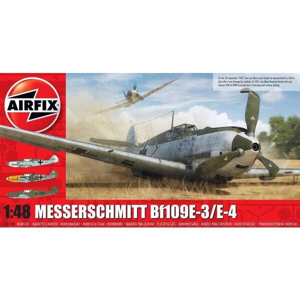 Messerschmitt Bf-109E-4/E-4