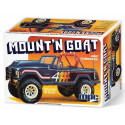 "Jeep Commando ""Mount 'N Goat"" How about three different wheel choices, massive off-road or rugged street tire, hard up-top or op"