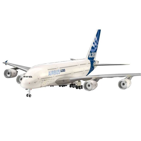 Airbus A380 New Livery ′First Flight′