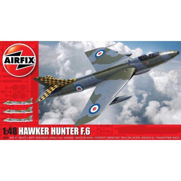 Hawker Hunter F.6 New Tool