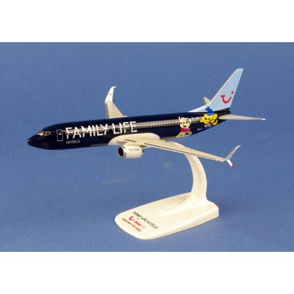 Jetairfly Boeing 737-800w Family Life Hotels OO-JAF