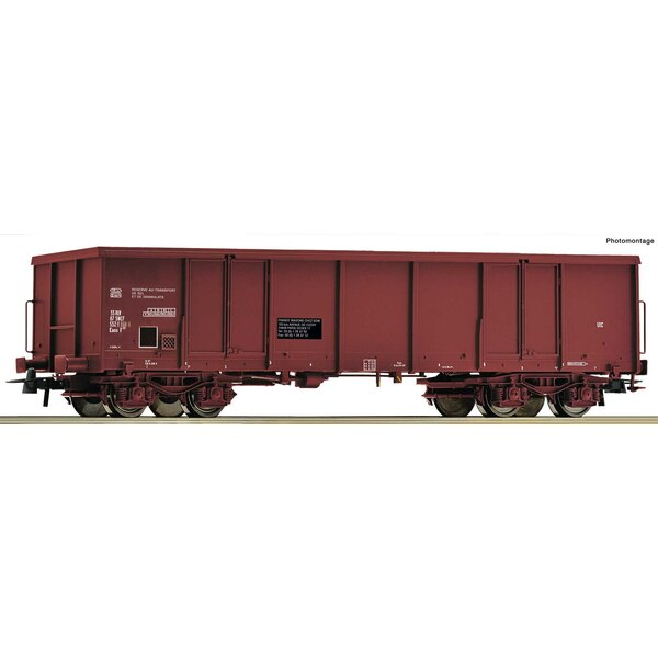 Open goods wagon, SNCF