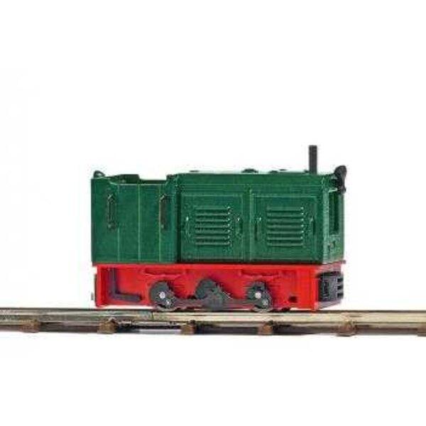 Diesel Locomotive lkm s 2f