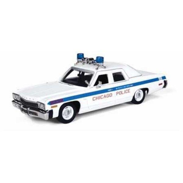 DODGE MONACO 1974 POLICE CHICAGO