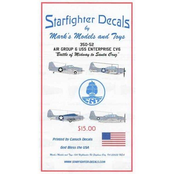 Starfighter Decals