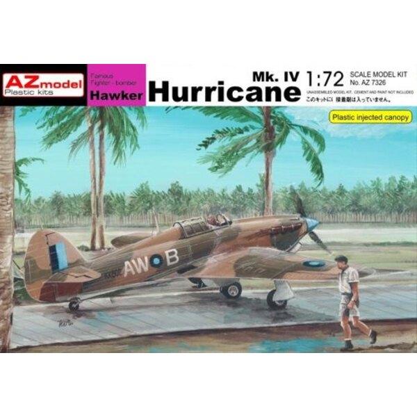 Hawker Hurricane Mk.IV