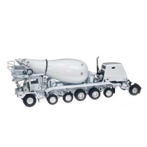 OSHKOSH concrete mixer 7 ESS. OFF WHITE
