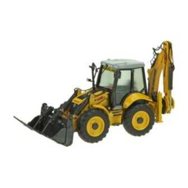 NEW HOLLAND B115B CHARGEUR SUR ROUES