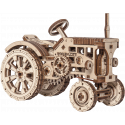 Tractor Wooden City WR318