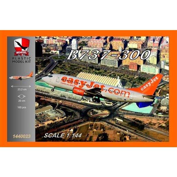 Boeing 737-300 Easyjet.com